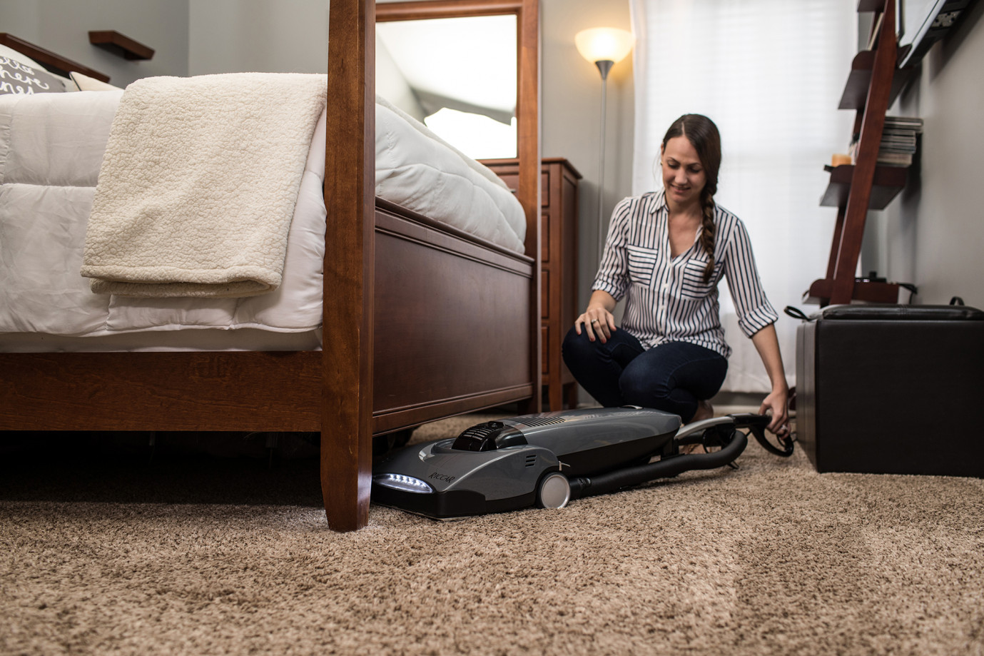 5 More Places You Forget to Vacuum
