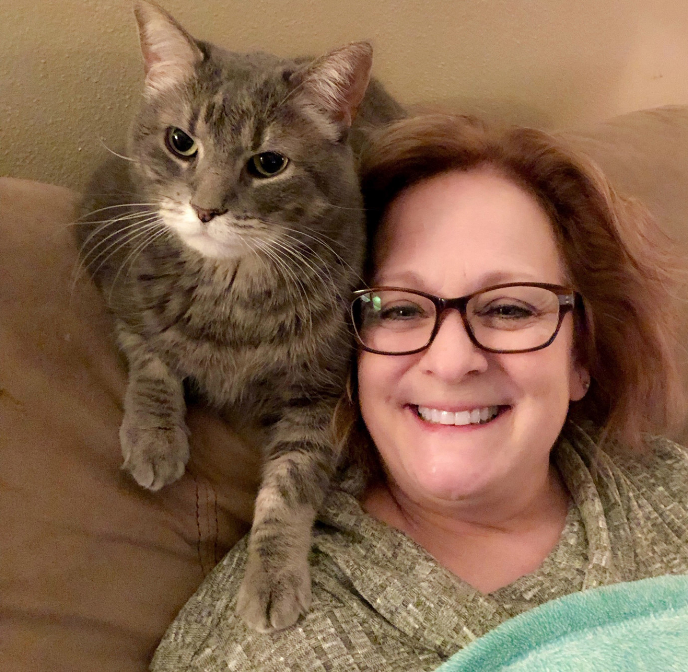 Meet Carol Fisher, Product Manager and Cat Lady