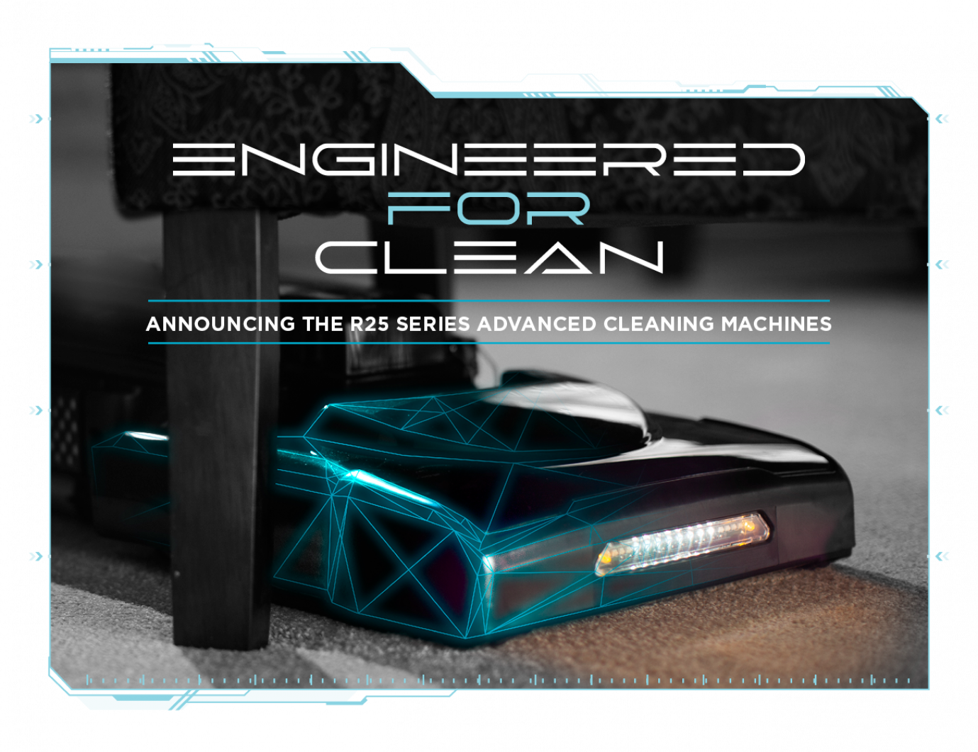 Engineered for Clean